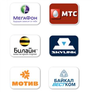 Операторы сотовой связи Тырныауза