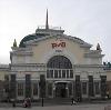 Железнодорожные вокзалы в Тырныаузе